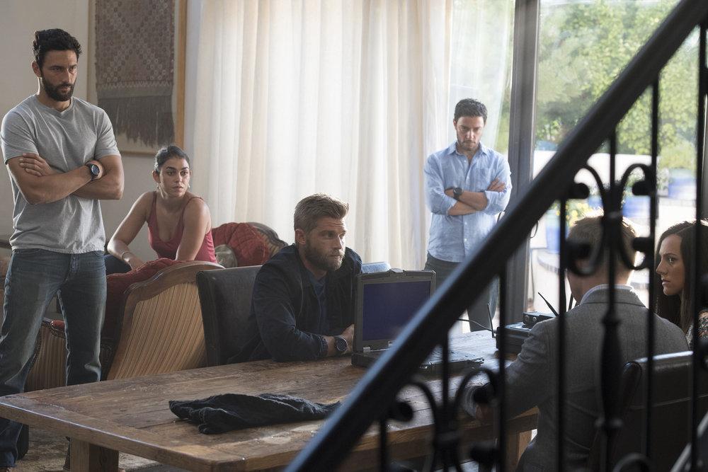 「ザ・ブレイブ:エリート特殊部隊」シーズン1第6話の内容と感想