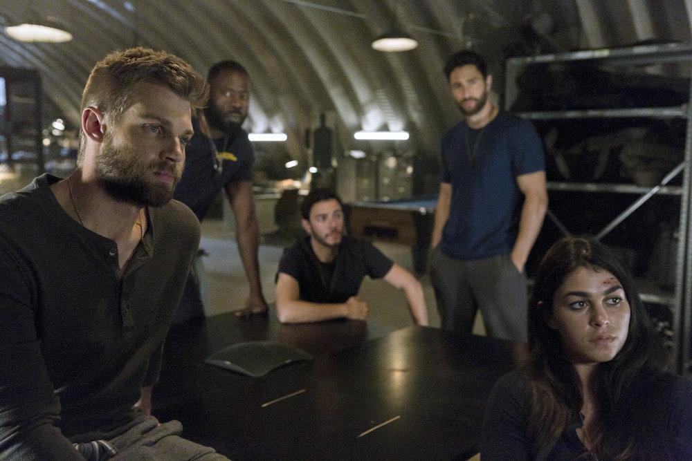 「ザ・ブレイブ:エリート特殊部隊」シーズン1第11話の内容と感想