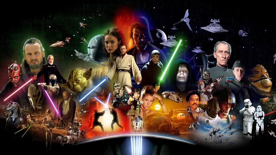 新作「ハン・ソロ」公開を記念してエピソード1〜6が見放題!Huluにあの大人気映画「スター・ウォーズ」が復活!