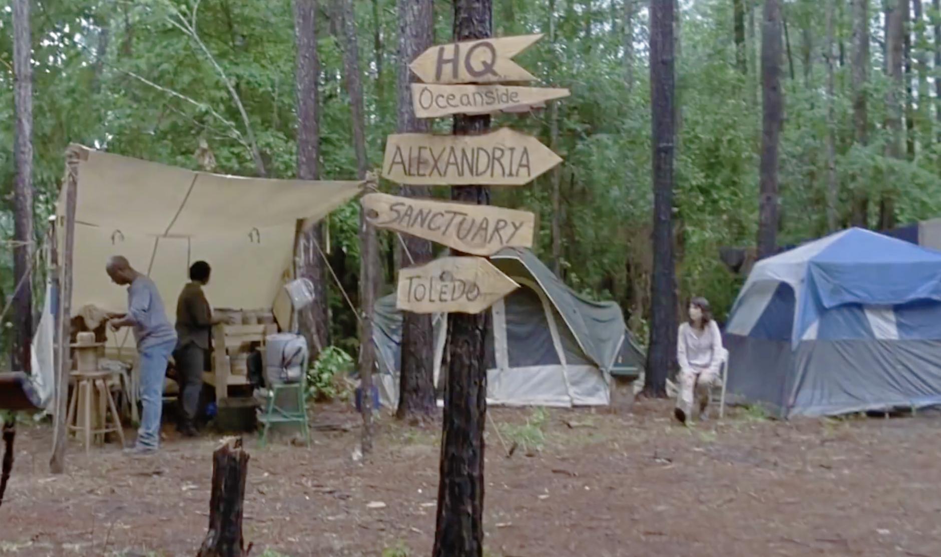 「ウォーキング・デッド」シーズン9の短い予告編が公開!キャロルに恋が?新たなグループの登場?