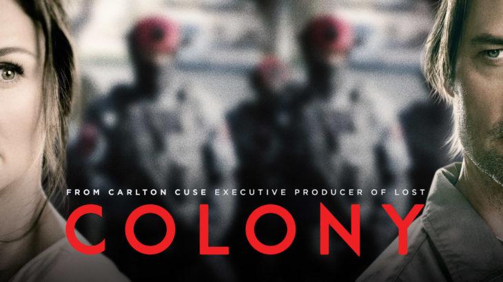 プリズン・ブレイクのサラ役とLOSTのソーヤー役の2人が主演のドラマ「COLONY/コロニー」がNetflixで視聴可能!