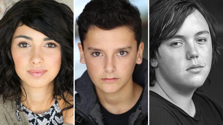 新「ウォーキング・デッド」の主要キャストが3人決定!